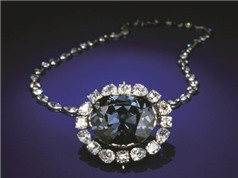 Phát hiện mới: Kim cương xanh được tạo ra từ các đại dương cổ