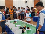 16 thí sinh Việt Nam tham dự Cuộc thi Tài năng robot - IYRC Quốc tế