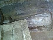 Phát hiện phòng chôn cất của hai quan chức Ai Cập cổ đại