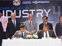 Malaysia chuẩn bị nhân lực cho CMCN 4.0