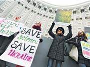 Khủng hoảng của khoa học Ukraina