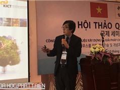 Chuyên gia Hàn Quốc giới thiệu mô hình Nhà thụ động tự thích ứng với khí hậu