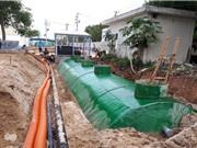 Công nghệ xử lý nước thải không qua bể tự hoại