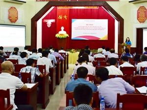 Hỗ trợ khởi nghiệp cho học sinh, sinh viên miền Trung-Tây Nguyên
