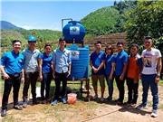Bỏ cơ nghiệp để nghiên cứu xử lý nước thải 3 không