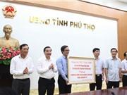 Bộ trưởng Chu Ngọc Anh làm việc với tỉnh Phú Thọ