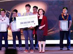 Meete đoạt giải nhất cuộc thi Vietnam Startup Wheel 2018