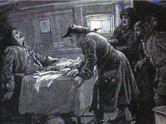 Câu chuyện kì bí về con tàu ma Octavius: thuyền trưởng chết cóng trên ghế ngồi, tay vẫn còn cầm bút viết