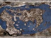 Phục dựng tấm bản đồ có ảnh hưởng lớn đến Columbus bằng công nghệ