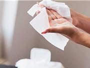 Chính phủ Anh sẽ cấm khăn ướt để hạn chế rác thải nhựa