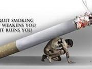 Bỏ hút thuốc giúp cải thiện trí nhớ