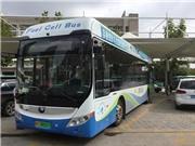 Xe buýt chạy bằng nhiên liệu hydro tại Trung Quốc