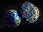 Tiểu thành tinh bay lướt qua Trái đất