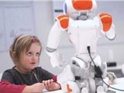 Ứng dụng robot trong học ngoại ngữ