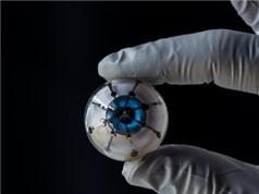 Con mắt điện tử đầu tiên được chế tạo nhờ công nghệ in 3D