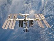 Sự cố rò rỉ không khí trên Trạm vũ trụ quốc tế