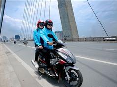 Áo bảo hiểm dành cho người đi xe máy đầu tiên của Việt Nam