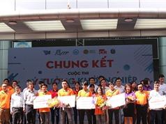 Langf giành giải nhất cuộc thi Ý tưởng khởi nghiệp CiC 2018