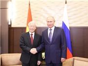 Việt Nam và Liên bang Nga tăng cường hợp tác về năng lượng nguyên tử