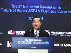 Mở rộng mối quan hệ hợp tác Việt Nam- Hàn Quốc trong bối cảnh cách mạng công nghiệp 4.0