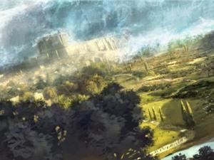 Đại hồng thủy trong Thần thoại các quốc gia: Atlantis của xứ Wales