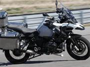 Xe máy tự lái của BMW