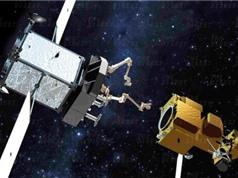 """""""Robot dịch vụ"""" sửa vệ tinh ngay trong không gian"""