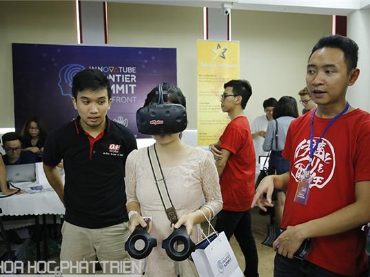 VFS 2018 thúc đẩy đổi mới sáng tạo cùng công nghệ tiên phong