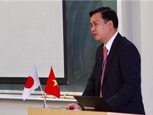 Phát triển mạng lưới các nhà khoa học Việt Nam tại Nhật Bản