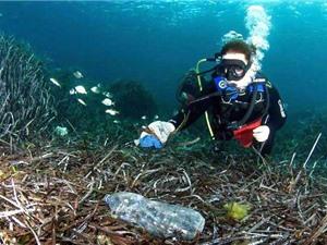 99,99% rác nhựa trên biển hóa ra nằm sâu dưới đại dương mà con người không hề biết