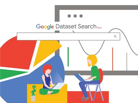 Google công bố công cụ tìm kiếm cho dữ liệu mở