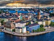 Thụy Điển: Cú chuyển mình trong bối cảnh mới