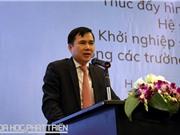 IPP2 góp phần thay đổi tư duy khởi nghiệp ĐMST trong trường đại học Việt Nam
