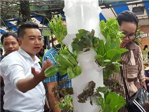TPHCM: Lần đầu tổ chức chợ phiên khởi nghiệp
