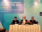 ADB dự báo kinh tế Việt Nam tăng trưởng 6,9% trong năm 2018