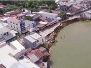 Sụt lún ở ĐBSCL: Chọn nước ngầm hay đất ?