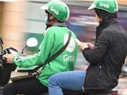 Báo Nhật: Grab gặp khó trong mở rộng thị trường ở Việt Nam