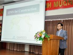 Áp dụng hệ thống quản lý chất lượng trong hoạt động xây dựng