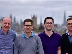 Công ty spin-out của Anh gọi vốn thành công cho dự án trí tuệ nhân tạo tọa độ