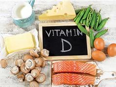 Bổ sung vitamin D hỗ trợ trẻ em béo phì
