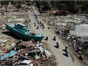 Động đất và sóng thần tại Indonesia khiến hơn 1.300 người chết và nhiều người mất tích