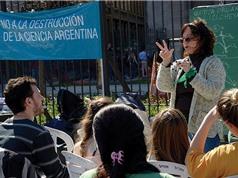 Argentina: Một bước lùi về khoa học do khủng hoảng kinh tế