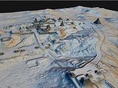 Phát hiện các thành phố cổ đại của người Maya
