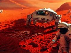NASA: Du lịch đến sao Hỏa có thể làm bạn bị ung thư