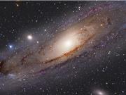 Tìm kiếm dấu hiệu sự sống ngoài Trái đất trong thiên hà Tiên Nữ