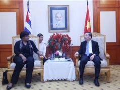 Việt Nam – Cuba: Khai thác kinh nghiệm của mỗi bên trong những dự án KH&CN chung