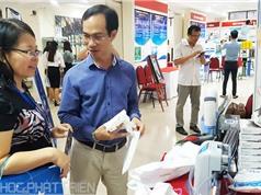 TPHCM: Giới thiệu, trình diễn hơn 100 công nghệ, thiết bị ngành y tế