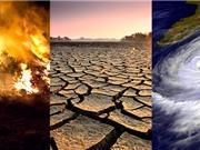 Báo cáo mới nhất về biến đổi khí hậu: nhiều tin xấu