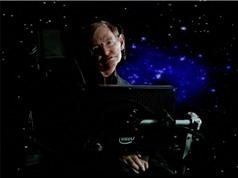 Công bố bài báo cuối cùng của Stephen Hawking