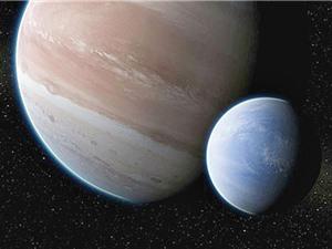 Phát hiện mặt trăng đầu tiên ngoài hệ Mặt trời